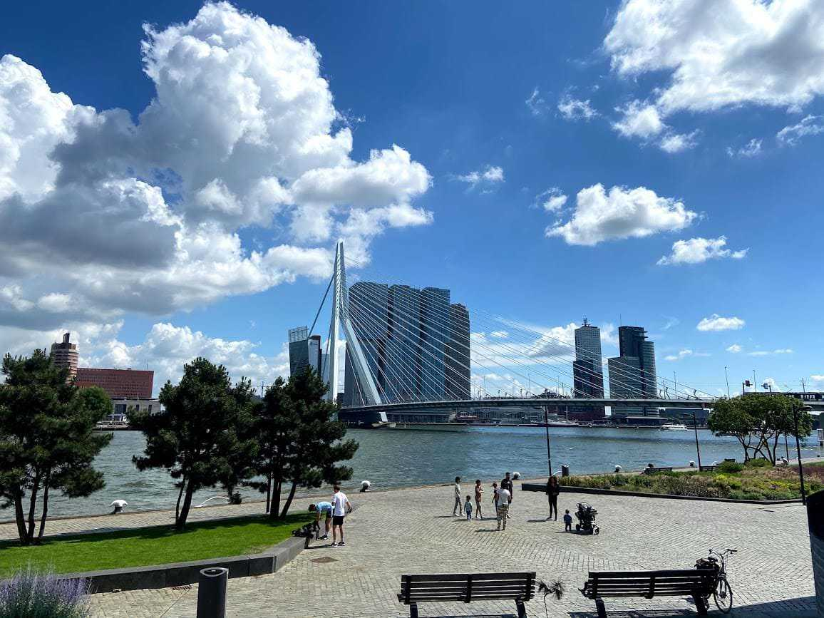 There are places that I have never thought of visiting, even less to be able to call it home; this is until I found my paradise, which is called Rotterdam.