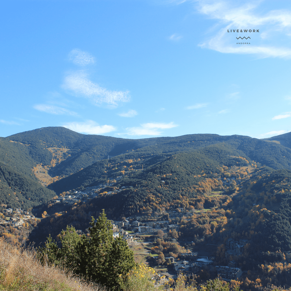 Have you ever thought of living in Andorra? Live & Work in Andorra shares everything you need to know about this beautiful country.